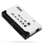 Картридер / Card Reader - C601 - All in One - White