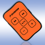 MP3-плеер Digma MP600 orange - 2Gb