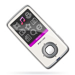 MP4-MP3 плеер Digma Insomnia2 mini - 4Gb FM - White