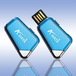 USB флеш-диск - A-Data PD17 Blue Ready Boost - 1Gb