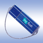 USB флеш-диск - A-Data PD4 Small Blue - 16Gb